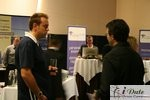 Exhibit Hall auf der 2007 Internet Dating und Matchmaker Konferenz in Barcelona
