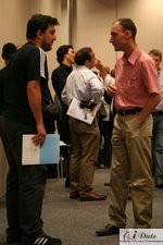 Networking at the 2007 Internet Dating and Matchmaking Conference in Barcelona