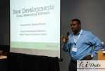 Clarence Wooten at the January 27-29, 2007 iDate Online Dating Industry Conference in Miami