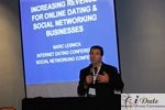 Marc Lesnick at the 2007 Matchmaker and iDate Conference in Miami