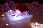 Table Centerpieces at the 2010 Miami iDate Awards Ceremony