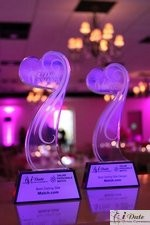 Award Trophies at the 2010 Internet Dating Industry Awards in Miami