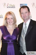Mark and Irena Brooks in Miami at the January 28, 2010 Internet Dating Industry Awards