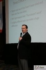 Bill Broadbent (Founder + CEO of Instinct Marketing) at the 2010 Internet Dating Conference in Miami