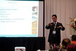 Douglass Lee (Vice President @ Click2Asia) at the June 22-24, 2011 Dating Industry Conference in Los Angeles