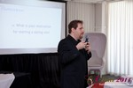 OPW Pre-Session (Eric Resnick of Courtland Brooks) at the June 22-24, 2011 Dating Industry Conference in L.A.