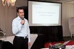 OPW Pre-Session (Mike Baldock of Courtland Brooks) at the June 22-24, 2011 Dating Industry Conference in Los Angeles