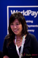 WorldPay (Exhibitor) at the June 22-24, 2011 Dating Industry Conference in L.A.