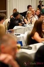Questions from the Audience at the iDate Final Panel at the 2011 網路 Dating Industry Conference in L.A.