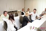 Date Tracking Demo Session at the 2011 網路 Dating Industry Conference in L.A.