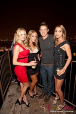 The Hollywood Dating Executive Party at Tai 's House à iDate2011 L.A.