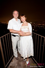 The Hollywood Dating Executive Party at Tai 's House at the 2011 L.A. 在線 Dating Summit and Convention