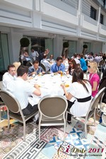 Dating Industry Executive Luncheon at the 2011 Los Angeles Online Dating Summit and Convention