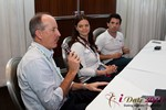 Mobile Dating Panel (Brendan O'Kane, Raluca Meyer & Joel Simkhai) at the 2011 L.A. 网上 Dating Summit and Convention