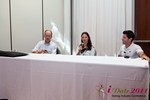 Mobile Dating Panel (Raluca Meyer of Date Tracking) at the 2011 網路 Dating Industry Conference in L.A.