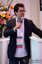 Tai Lopez (CEO of DatingHype.com) at iDate2011 L.A.