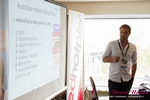 Dave Heysen at the November 7-9, 2012 Sydney Asia-Pacific Online and Mobile Dating Industry Conference