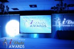Awards Stage at the 2011 Miami iDate Awards