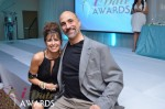 Paul Falzone and Renee Piane at the 2012 iDate Awards
