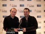 Honor Gunday & Benoit Boisset - PaymentWall won Best Payment System for 2012 at the 2012 iDate Awards