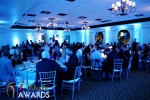 Awards Dining Room at the 2012 iDate Awards