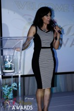 Comedienne Amy Tinoco in Miami Beach at the 2012 Internet Dating Industry Awards