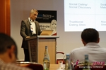 Dr Eike Post (Co-Founder of IQ Elite) at iDate2012 Koln