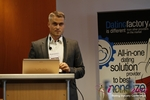 Dr Eike Post (Co-Founder of IQ Elite) at the September 10-11, 2012 Mobile and Online Dating Industry Conference in Koln