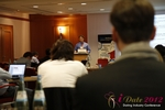 Gunther Egerer  at the September 10-11, 2012 Mobile and Internet Dating Industry Conference in Germany