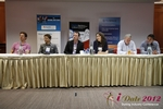 Final Panel  at the 2012 European Internet Dating Industry Conference in Germany