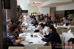 Lunch  at the September 10-11, 2012 Mobile and Online Dating Industry Conference in Köln