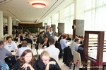 Lunch  at the 9th Annual European Union iDate Mobile Dating Business Executive Convention and Trade Show