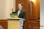 Mark Brooks (CEO of Courtland Brooks and Publisher of Online Personals Watch) at iDate2012 Koln
