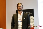 Matt Connoly (CEO of MyLovelyParent) at the September 10-11, 2012 Mobile and Online Dating Industry Conference in Koln