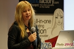 Professor Moniica Whitty (University of Leicester) at the September 10-11, 2012 Koln European Union Online and Mobile Dating Industry Conference