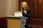 Professor Moniica Whitty (University of Leicester) at iDate2012 Koln