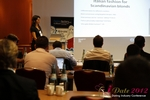 Tanya Fathers (CEO of Dating Factory) at the 2012 Euro Internet Dating Industry Conference in Koln