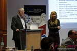 Tim Ford and Monica Whitty at the 2012 Koln European Union Mobile and Internet Dating Summit and Convention
