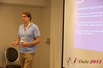 Alexander Harrington (CEO of MeetMoi) discusses Social Discovery at the June 20-22, 2012 Los Angeles 在線 and Mobile Dating Industry Conference