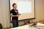 Andy Kim (CEO of Mingle) discusses Social Discovery at the 2012 Beverly Hills Mobile Dating Summit and Convention