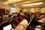 Audience at the Keynote Session by Brian Bowman at iDate2012 L.A.