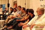 Final Panel of Dating Industry CEOs at the 2012 Beverly Hills Mobile Dating Summit and Convention