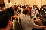 Audience and Beer at the Final Panel  at iDate2012 California