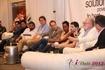 Jonathan Crutchley (Chairman of Manhunt) at the Final Panel at the 2012 Los Angeles Mobile Dating Summit and Convention