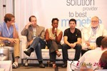 Robinne Burrell (VP at Match.com) during the Final Panel at the 2012 California Mobile Dating Summit and Convention