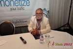 Jonathan Crutchley (Chairman at Manhunt) at the June 20-22, 2012 Mobile Dating Industry Conference in Beverly Hills
