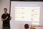 Joshua Wexelbaum (CEO of LeadsMob) at the June 20-22, 2012 Los Angeles 在線 and Mobile Dating Industry Conference