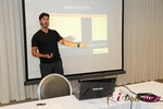 Joshua Wexelbaum (CEO of LeadsMob) at Mobile Marketing Pre-Conference at the 2012 L.A. Mobile Dating Summit and Convention