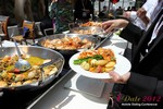Lunch at the 2012 Beverly Hills Mobile Dating Summit and Convention