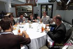 Lunch at iDate2012 Beverly Hills